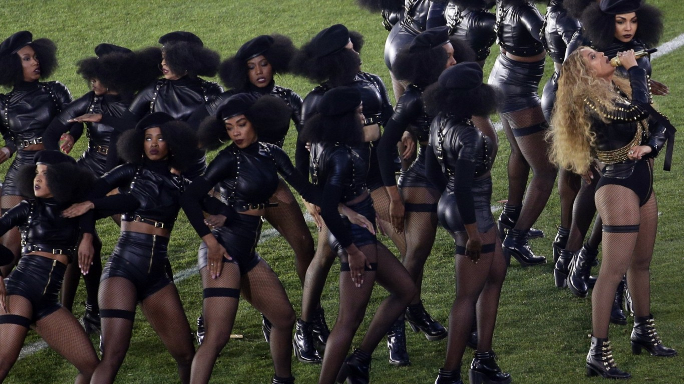 Super Bowl 50 and halftime show set Twitter on fire