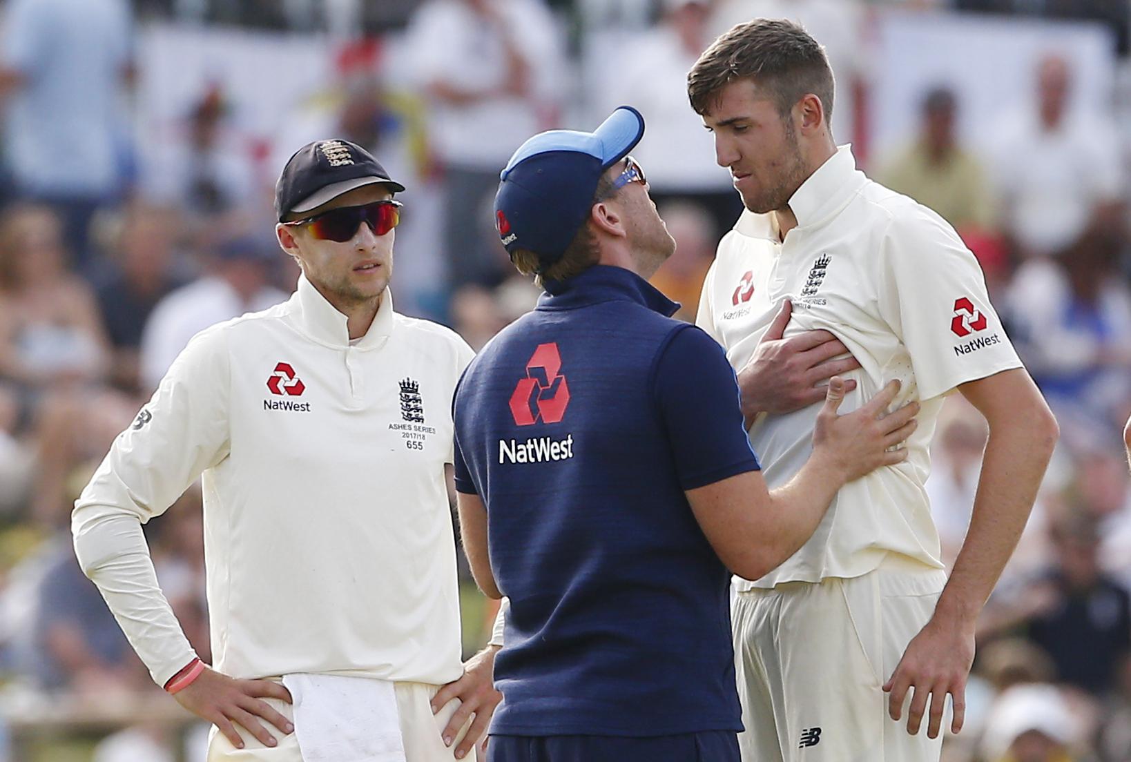 England's Jonny Bairstow celebrates Ashes Test century by head-butting helmet