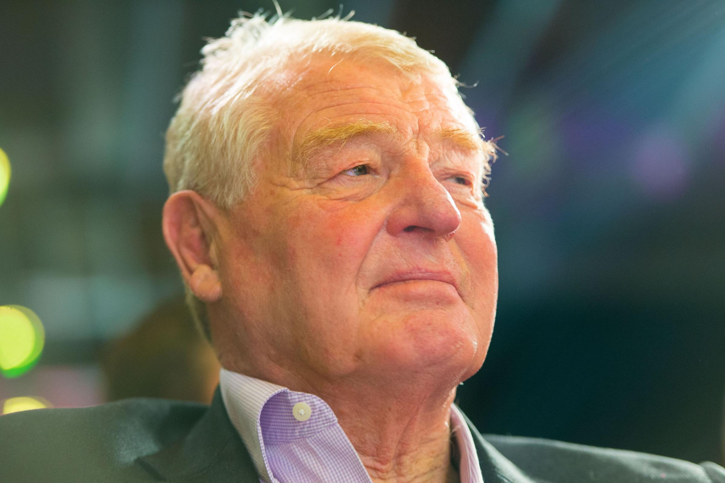 Paddy Ashdown: 'I've fought a lot of battles in my life'