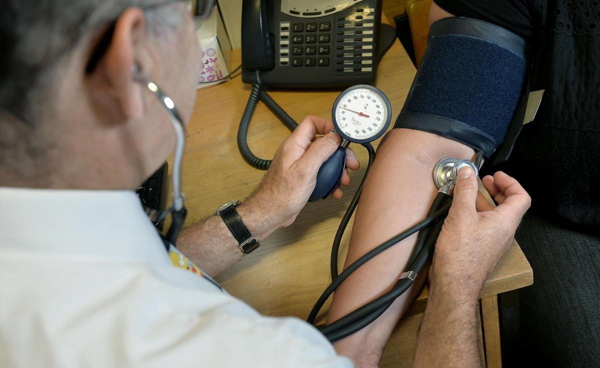 MEDICATION The drug is used to control high blood pressure in patients
